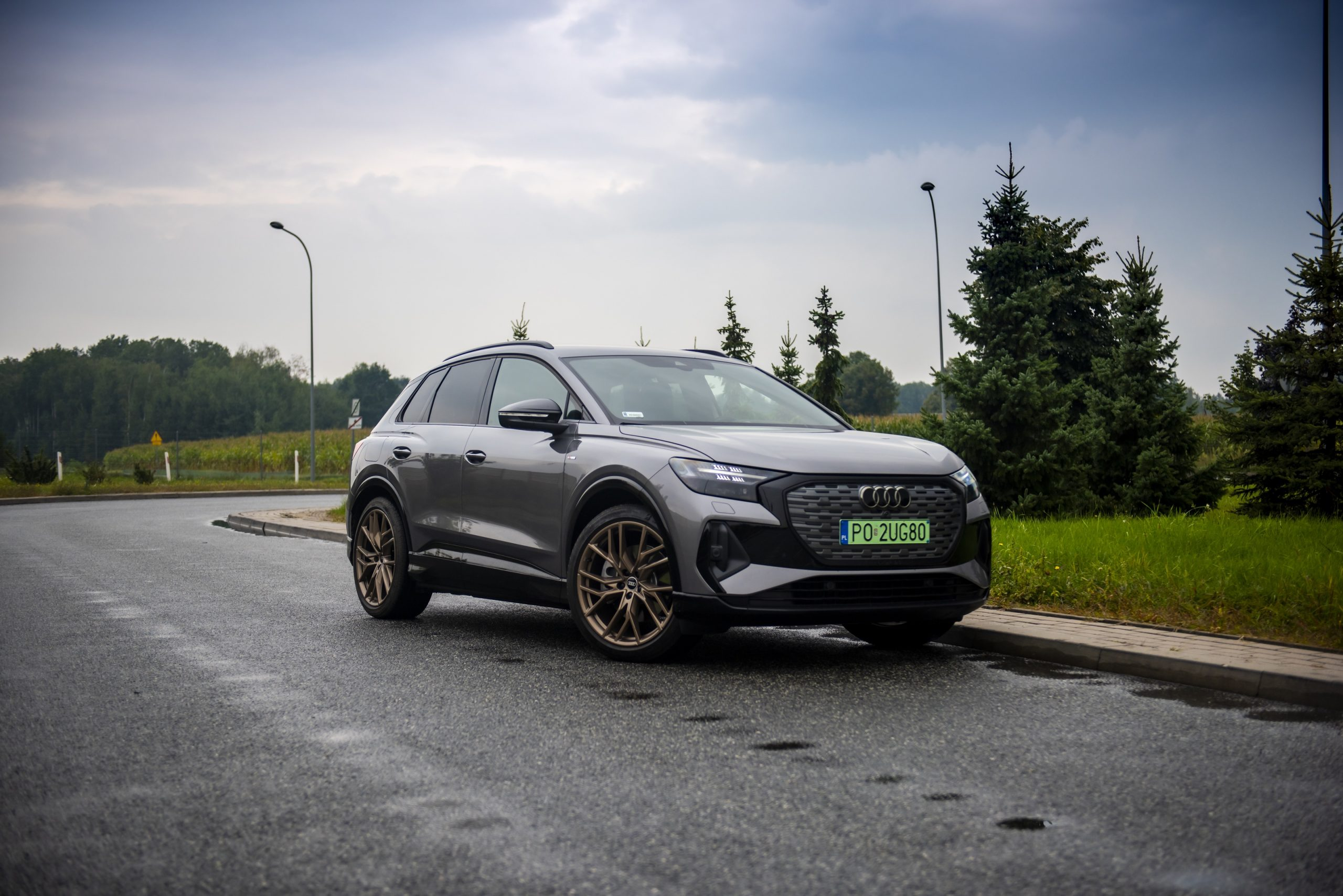 Test ORPA: Audi Q4 40 e-tron – coraz bliżej perfekcji
